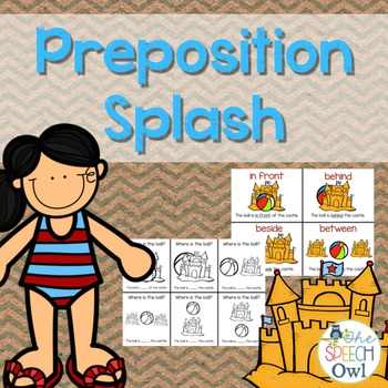 Preposition Splash