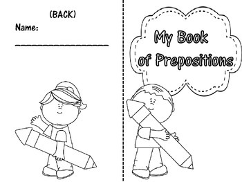 Preposition Student Book