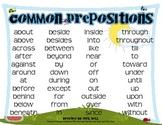 Preposition Unit