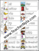 Preposition Word List Table