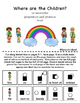 Preposition and Pronoun Interactive Book