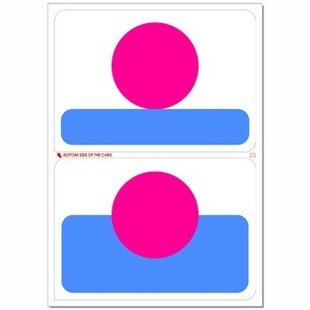 Preposition cards and Poster