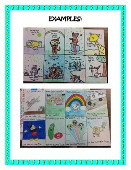 Prepositional Phrase Poster Project