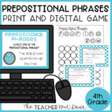 Prepositional Phrases Game | Prepositional Phrases Center