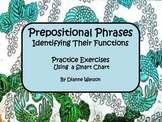 Prepositional Phrases:  Identifying Their Functions