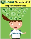 Prepositional Phrases-Interactive Lesson