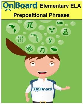 Prepositional Phrases-Interactive Lesson