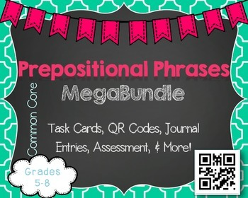 Prepositional Phrases MegaBundle