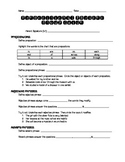 Prepositional Phrases Study Guide