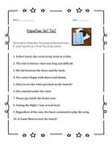 Prepositional Phrases Test