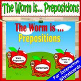 Positional Words Kindergarten Positional Words 1st Grade Preposition Activities