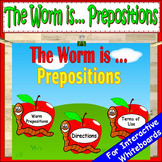 Positional Words Kindergarten Positional Words 1st Grade P