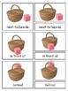 Prepositions 3-part cards--Montessori Language Arts--Montessori Grammar