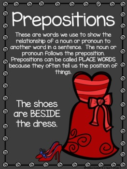 Powerful Prepositions