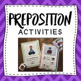 Prepositions Activities (Special Education)
