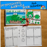 Prepositions Adapted Book And Activities