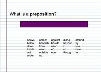 Prepositions- Anything a Mouse can do to a House SMART Notebook file