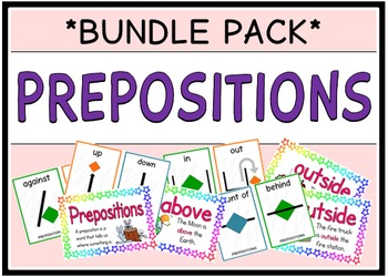 Prepositions (BUNDLE PACK)