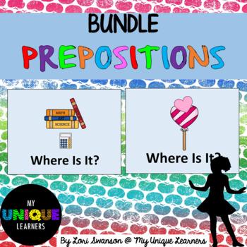 Prepositions- Bundle