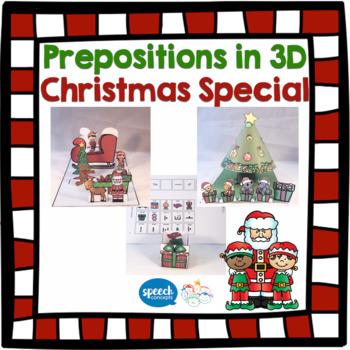 Prepositions - Christmas Special 3D