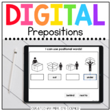 Prepositions + Direction Words Digital Basics for Special