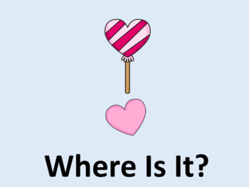 Prepositions- February- Valentine's Day