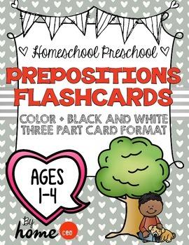 Prepositions Flashcards