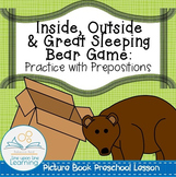 Prepositions Game (Preschool Picture Book Lessons)