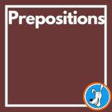 Prepositions:  Grammar PowerPoint 5