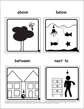 Prepositions - Vocabulary and Grammar Unit