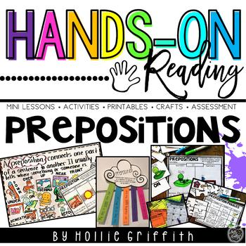 Prepositions L.1.1.i {Hands-on Reading}