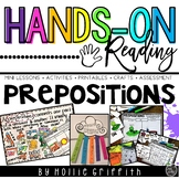 Prepositions {Hands-on Reading}