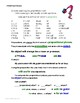 PREPOSITIONS Lessons, Worksheets, Task Cards, and Test