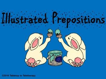 Prepositions (Illustrated)