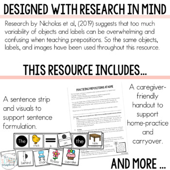 Prepositions- Interactive Book and Worksheets- Where is the Chick?