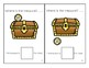 Prepositions Interactive Books - Where is the treasure?