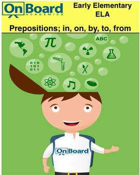 Prepositions-Interactive Lesson