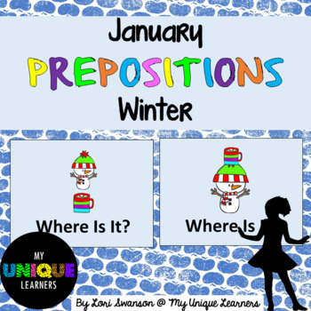 Prepositions- January- Winter