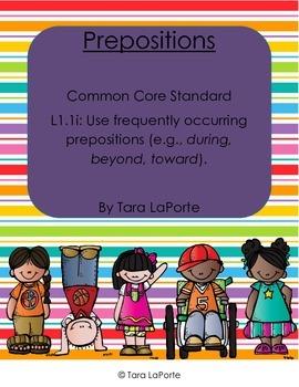 Prepositions L1.1i
