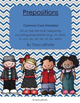 Prepositions LK1.e