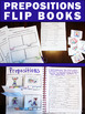 Prepositions Interactive Notebook, Speech Therapy Vocabulary, ESL Activities
