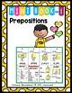 ESL / Prepositions - Mini Book-1