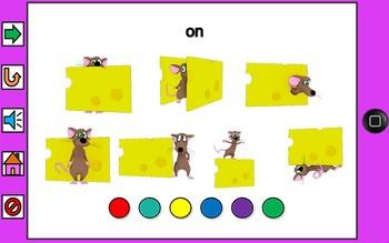 Prepositions - No Prep Lesson - Power Point - ESL/EFL