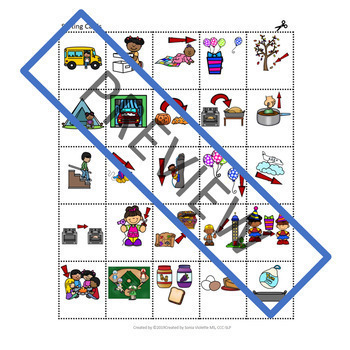 Prepositions with AAC- Not your average prepositions- Speech Therapy Tool