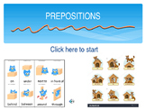 Prepositions - PowerPoint