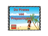 Prepositions - PowerPoint and More!!!