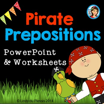 Prepositions PowerPoint and Printables