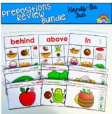 Prepositions Practice Bundle