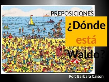 Prepositions-Preposiciones