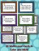 Prepositions & Prepositional Phrases Task Cards